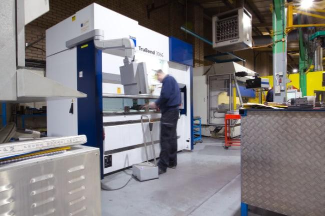 Radshape Press Braking